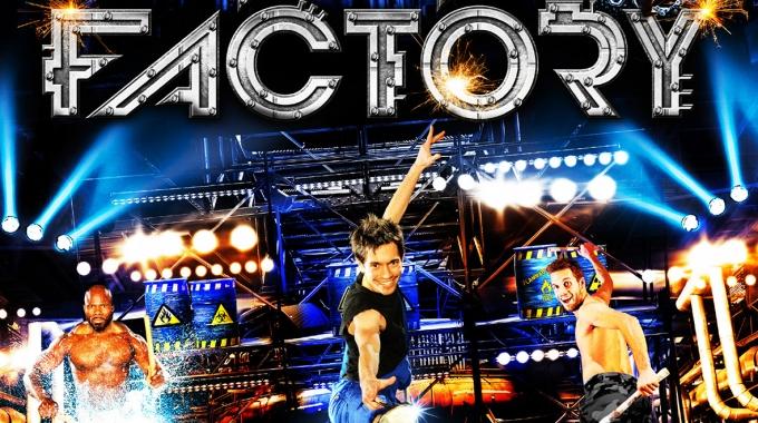 Internationale hit show Tap Factory vanaf 6 april exclusief in de Nederlandse theaters