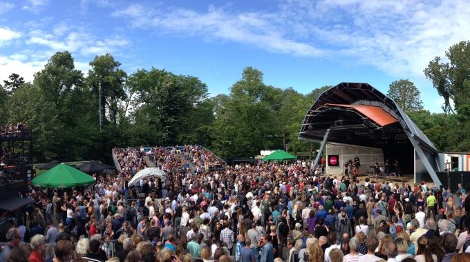 Mei is festivalmaand in het Vondelpark Openluchttheater