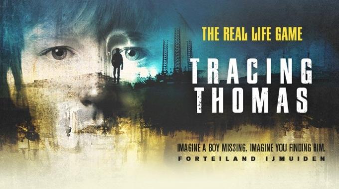 Tracing Thomas: uniek live-action spel op Forteiland in Noordzee