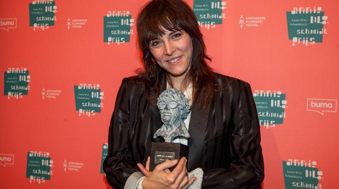 Wende wint Annie M.G. Schmidtprijs