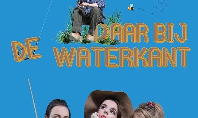 """Stichting Vivendi brengt vijfde voorstelling uit: """"Daar Bij De Waterkant."""""""