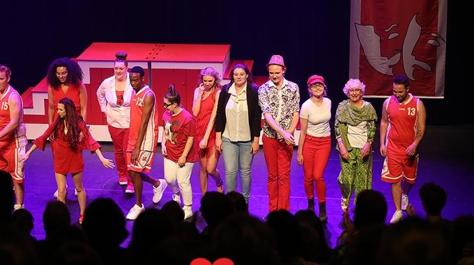 Disney's High SCHOOL MUSICAL van Daphne Bruineberg Productions is van hoog niveau!
