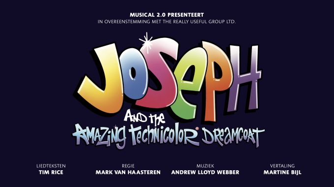 Vrolijke en kleurrijke hitmusical JOSEPH vier keer te zien in Hoofddorp