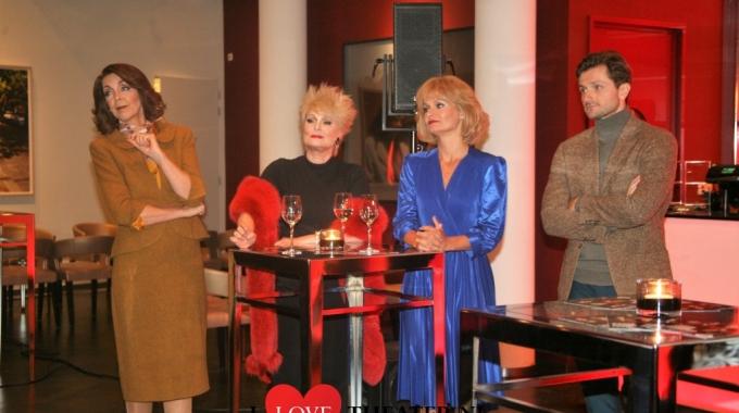 Adèle, Conny en Jasperina, Drie grande dames van de Nederlandse theaterwereld samen op het toneel van DeLaMar Theater
