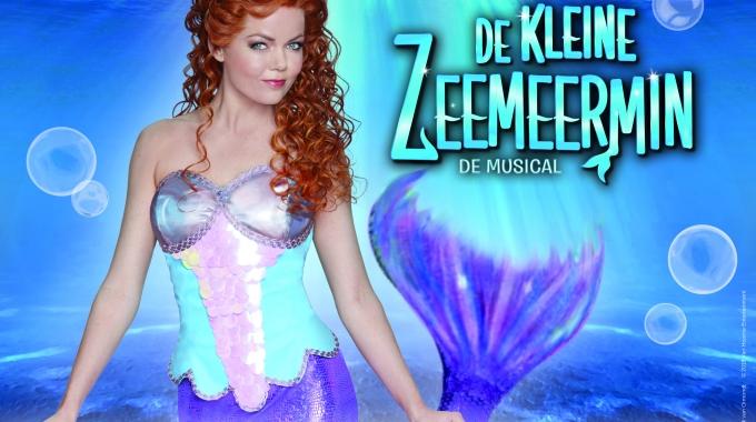 25.000 tickets voor De Kleine Zeemeermin De Musical verkocht