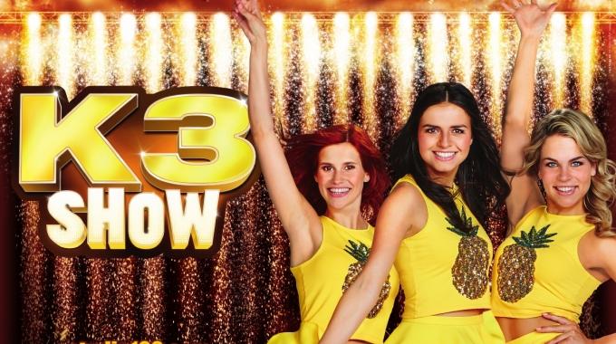 Speciale K3 show met erkende doventolken!
