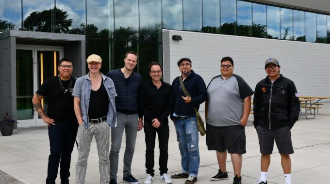 Schrijversteam Nieuw Amsterdam – De Musical compleet