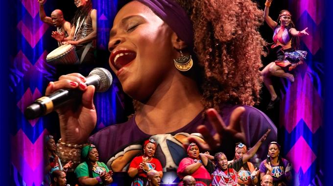 Wereldberoemd  Soweto Gospel Choir brengt  ode aan Nelson Mandela