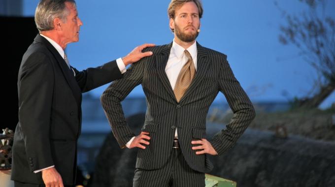 Stork: een uniek stukje theater