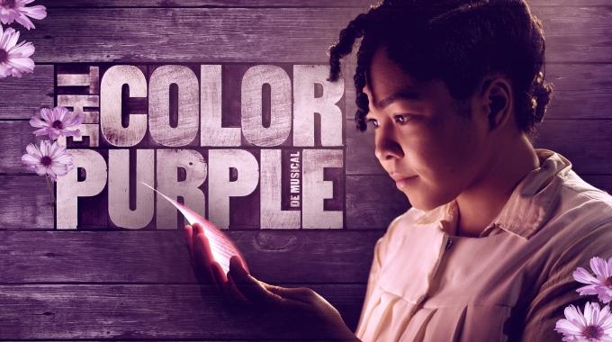 Blog Naomi van der Linden: The Color Purple