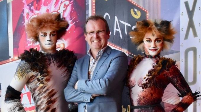 Tienduizendste ticket voor musical-hit CATS in Luxor verkocht
