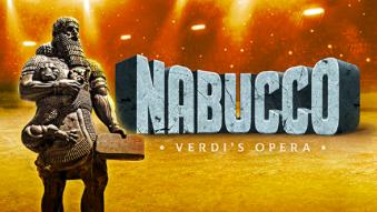 Music Hall Classics presenteert Verdi's operaklassieker 'Nabucco' in Antwerpen, Gent en Brugge
