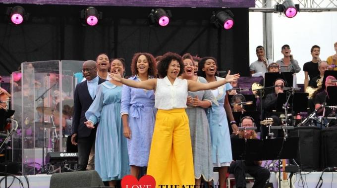 Repetities Sing a Long UITmarkt 2018 – FotoReportage