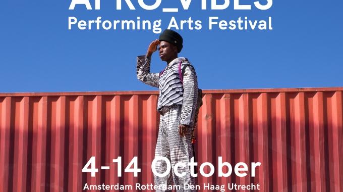 15de editie Afrovibes   4 t/m & 12 oktober Amsterdam