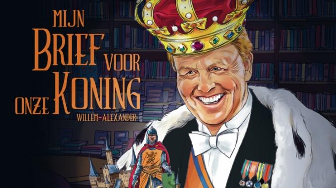 Musical roept kinderen op: schrijf een brief aan Koning Willem-Alexander