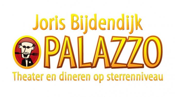 Weergaloze show drie maanden lang in Amsterdam naast de ArenA PALAZZO presenteert internationale artiesten en gastronomisch viergangen menu