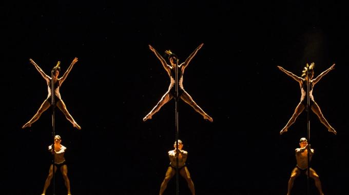 Amerikaans acrobatisch dansgezelschap MOMIX slechts drie weken in Nederland!