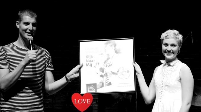 """Lisanne Spaander solo concert """" Kijk naar mij """" – FotoReportage"""