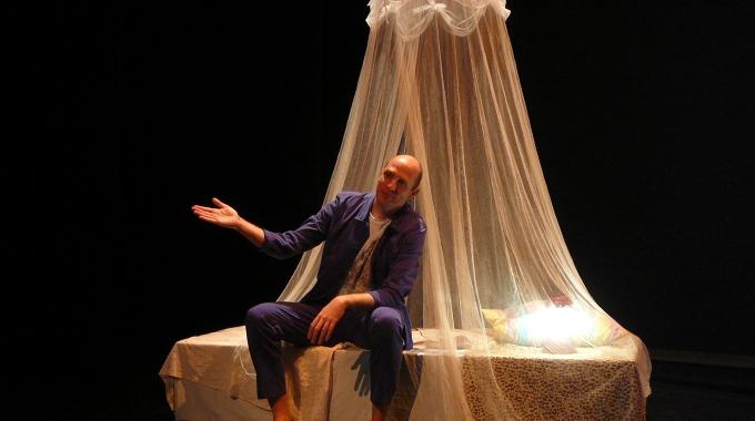 Theatercollege door Jelle Brandt Corstius met Oleg Fateev – Verhalen van een overlever in moeilijke landen
