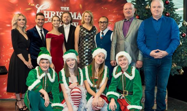 'The Christmas Show' belooft het grootste kerstfeest voor de hele familie te worden!