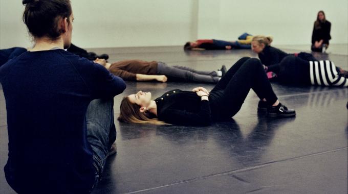 Dying Together van Third Space / Lotte van den Berg 12 oktober in première in Theater Rotterdam