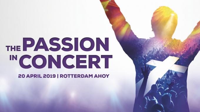 Extra show The Passion in Concert op tweede paasdag