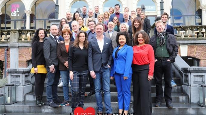 Musical Awards Nominatielunch – FotoReportage