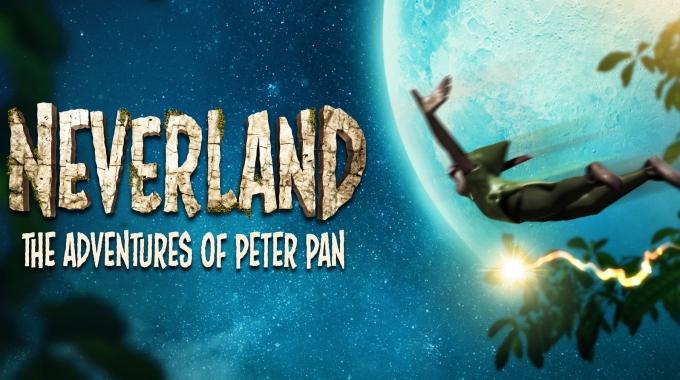 Betoverend familiespektakel 'Neverland, the adventures of Peter Pan' in Stadsschouwburg Antwerpen