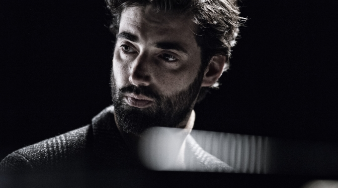 Ruben Hein voor het eerst solo in het theater