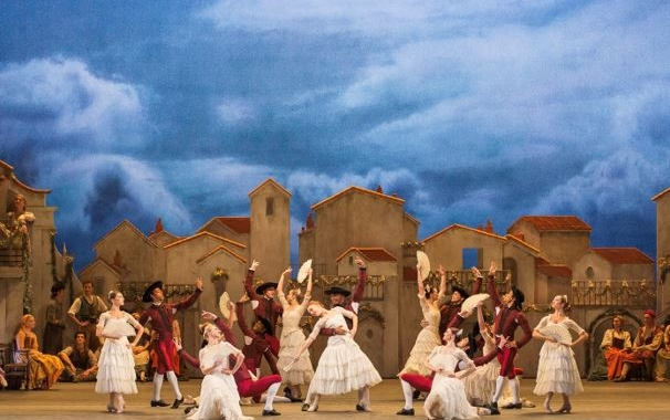 The Royal Ballet presenteert bruisende balletvoorstelling Don Quixote vanaf 19 februari