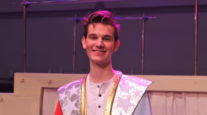 De Musical 2.0 Topklas brengt een gedroomde Joseph and the Technicolor Dreamcoat