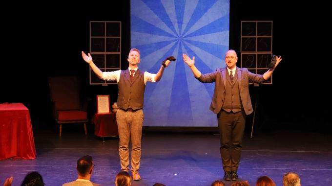 Rob en Emiel treden in de voetsporen van Lonsini Brothers