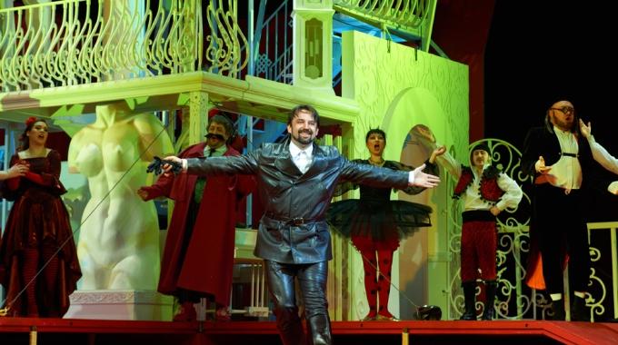 Rossini's Barbier van Sevilla blijft onsterfelijk