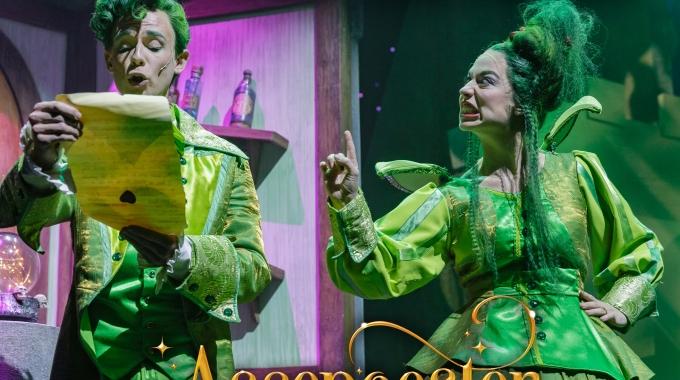 Titus en Fien zijn opnieuw van de partij in sprookjesmusical 'Assepoester'