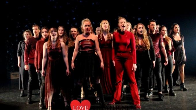 'TUSSENSPEL' concert MusicAllFactory – FotoReportage