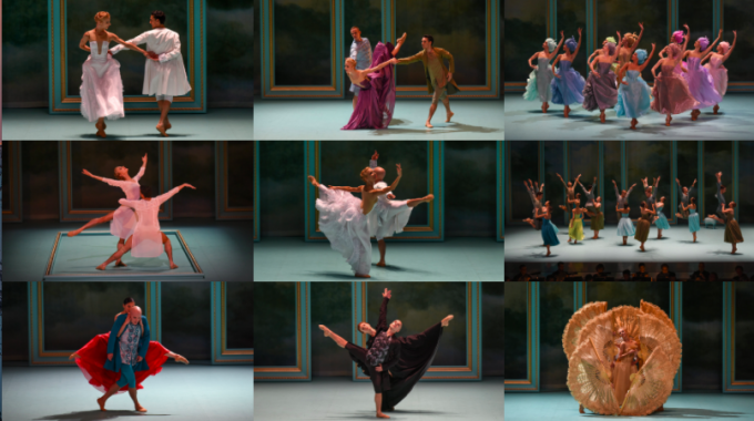 Belgische danser (Izegem) schittert in 'Marie-Antoinette' van gerenommeerd Malandain Ballet Biarritz