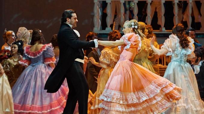 Jevgeni Onegin is jubileumproductie Staatsopera van Tatarstan
