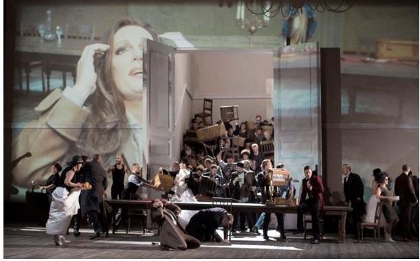Het noodlot slaat ongenadig toe in Verdi's hartverscheurende La Forza del Destino