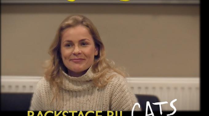 Neem een kijkje achter de schermen bij de Londense West End Musical Cats (Aflevering 24)