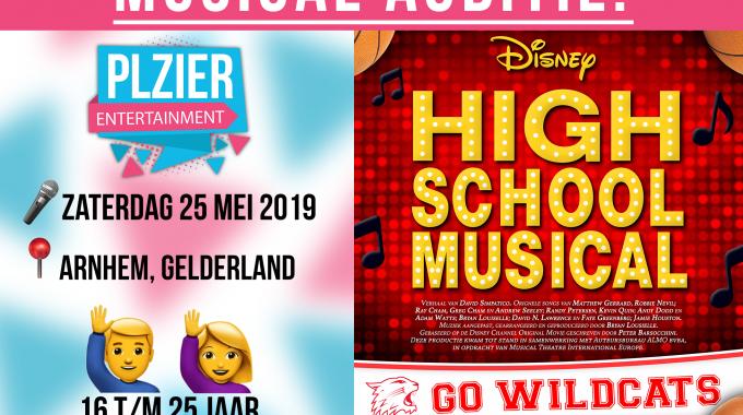 High School Musical in Arnhem