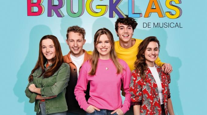 Populair tv-programma Brugklas komend seizoen als musical te zien in de Nederlandse theaters