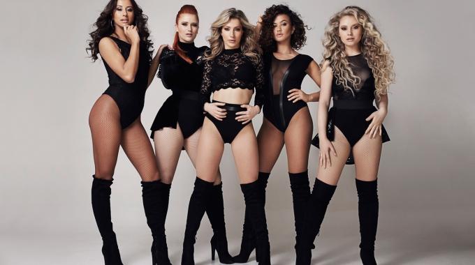 Nederlandse meidengroep 'Angels Inc.' krijgt staande ovatie bij Britain's Got Talent