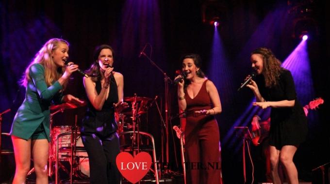 'De Meisjes met de Wijsjes' presenteren eerste CD – FotoReportage