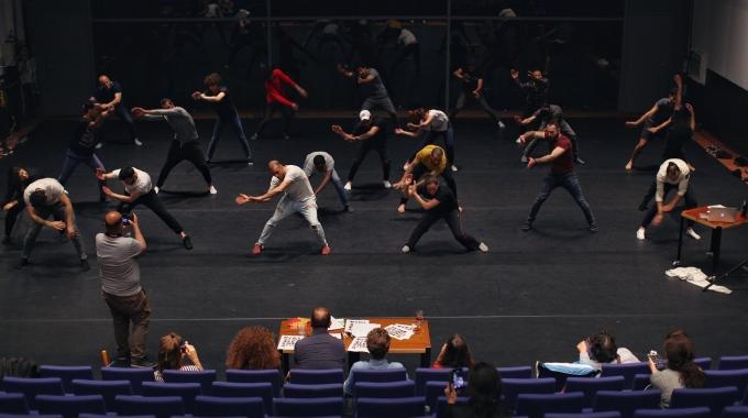 Wereld Vluchtelingendag: oproep statushouders voor deelname theaterproject