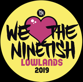Amsterdamse dansgroep ISH op Lowlands met nieuwe 90ties show