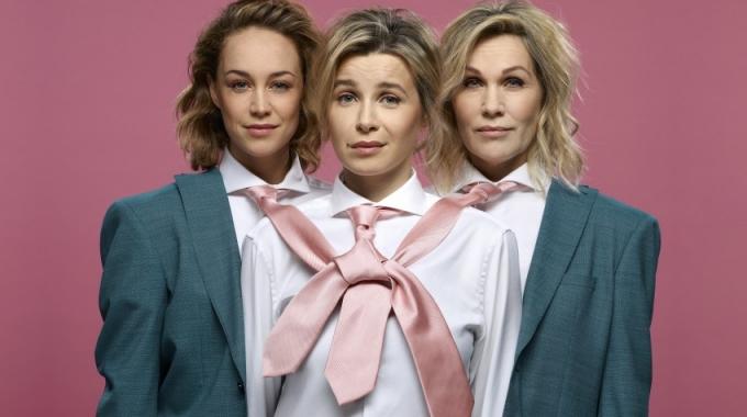 Hilarische vrouwen komedie met Victoria Koblenko, Anouk Maas en Tanja Jess
