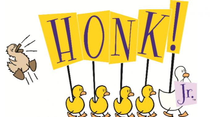 Gezocht:jongeren tot zestien jaarvoor musical Honk! Jr