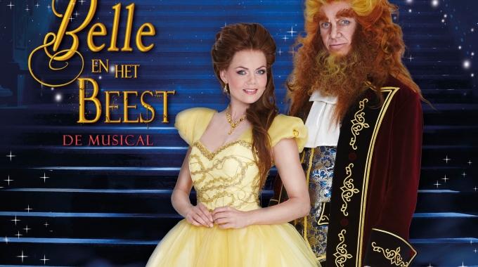 Na Corona eindelijk hervat: Belle en het Beest De Musical