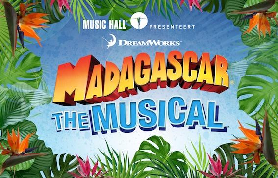 'Madagascar' wordt beestige, Nederlandstalige familiemusical