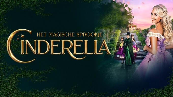 Betoverend familiespektakel 'Cinderella' in Stadsschouwburg Antwerpen en Capitole Gent